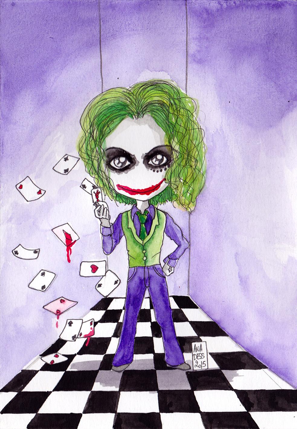 Joker-Dess