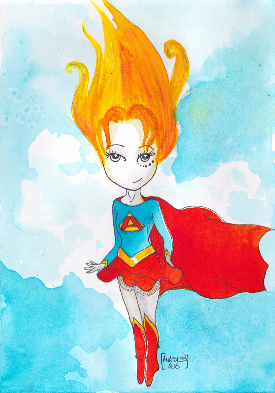 Supergirl-Dess
